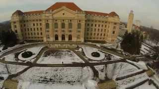 Download A Debreceni Egyetem Főépülete (The Main Building of University of Debrecen) Video