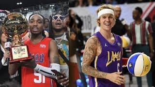 Download NBA All-Star Celebrity Game 2018! Justin Bieber, Quavo MVP, Rachel 2K Video
