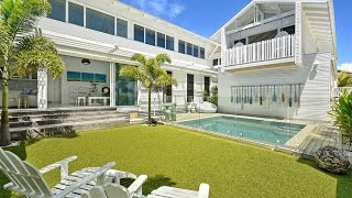 Download Elegant Beachfront Home in New South Wales, Australia Video