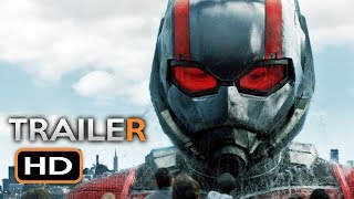 Download ANT MAN AND THE WASP All Movie Clips + Trailers (2018) Ant Man 2 Marvel Superhero Movie HD Video
