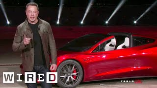 Download Tesla Unveils New Electric Semi-Truck and Roadster | WIRED Video