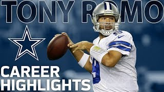 Download Tony Romo's Career Highlights with the Dallas Cowboys | NFL Legends Video