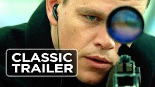 Download The Bourne Supremacy Official Trailer #1 - Brian Cox Movie (2004) HD Video