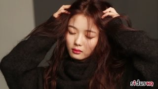 Download [Sidus HQ] Kim Yoo Jung (김유정)'s New Profile Photos - Making BTS Video