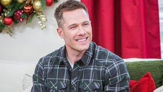 "Download Highlights - ""A Shoe Addicts Christmas"" star Luke Macfarlane – Hallmark Channel Video"