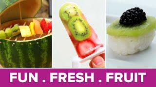 Download Creative Ways To Serve Fruit Video