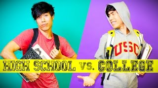 Download High School You Vs. College You Video
