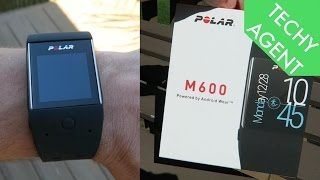 Download Polar M600 Unboxing & First Impressions Video