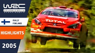 Download WRC Highlights: Finland 2005: 52 Minutes Video