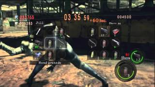 Download RE5 Versus [Team Survivors] EVIL DEAD SHEVA & EVIL DEAD CRIS Video