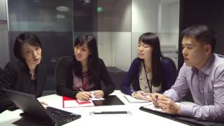 Download A day in the life of a DBS Management Associate Video