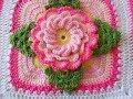 Download muestra para colcha a crochet video 1 Video