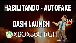 Download Habilitando | AUTOFAKE | em DashLaunch | RGH Video
