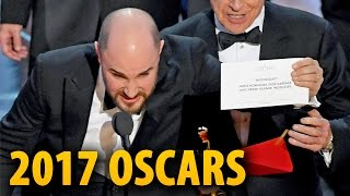 Download 2017 Oscars - Full Show Recap & Highlights Video