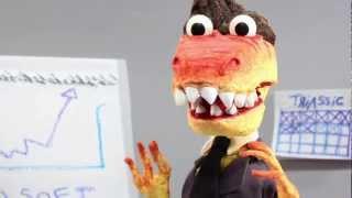 Download Dinosaur Office: New Boss (Part 1) Video