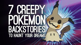 Download 7 Creepiest Pokemon Backstories That Will Fuel Your Nightmares Forever, Sorry Video