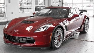 Download 2018 Chevrolet Corvette Z06: Review Video