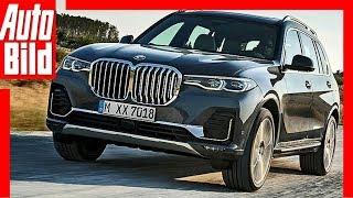 Download BMW X7 (2019): Antworten auf Userfragen - Interview Video