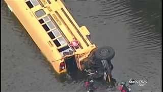 Download School Bus Crash | Student Helps Save Kindergarteners Video