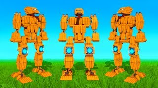 WHO HAS THE BEST TRANSFORMER CHALLENGE!? - Trailmakers Free