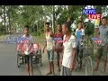 Download No ambulance, Class 8 boy carries father's body home in handcart at Tangla Video