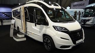 Download 2017 Niesmann & Bischoff Smove Fiat Ducato - Exterior and Interior - Caravan Show CMT Stuttgart 2017 Video