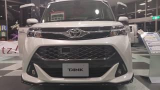 Download (車好きは注目)TOYOTA新型車タンク誕生.ILD-CAR.初のカスタムカー! Video