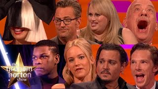 Download All The Best Moments From Season 18 - The Graham Norton Show Video