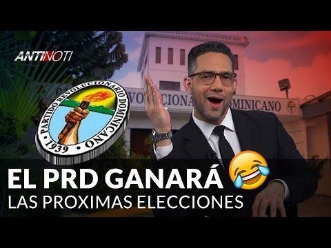 PRD A Ganar Las Próximas Elecciones (jijiji) - #Antinoti Marzo 13 2019