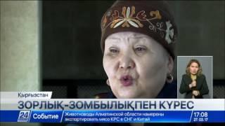 Download Қырғызстанда отбасында жапа шеккен әйелдерге күзет ордері берілуі мүмкін Video
