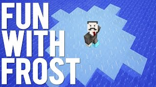 Download 10 Fun Things to do With Frostwalker in Minecraft 1.9! Video