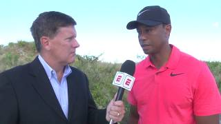 Download Tiger Woods is happy with how he competed in his return | ESPN Video