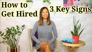 Download How to Get Hired (Signs of a High Potential Employee) - How to Recruit a Good Job Candidate (3 of 5) Video