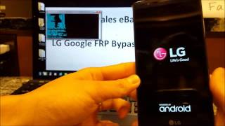 LG BYPass TOOL - Bypass google account LG G4 Free Download Video MP4