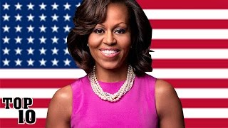 Download Top 10 Reasons Why Michelle Obama Should Be The Next President Video