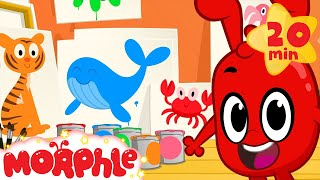 Download Learn Colors With Morphle! Educational Color Videos For Kids Video