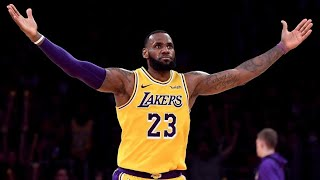 Download LeBron Was Playing THE BEST BASKETBALL OF HIS CAREER Before He Was Injured?! Video