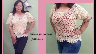 Download Blusa Pavo Real (parte 1) Video