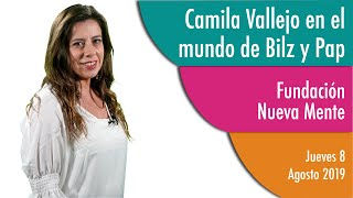 Download Teresa Marinovic: Camila Vallejo en el mundo de Bilz y Pap Video