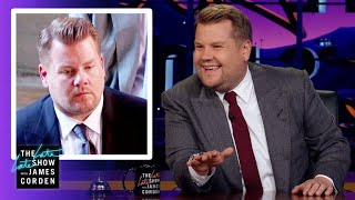 Download James Corden Explains His Resting Royal Wedding Face Video