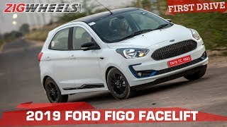 Download 2019 Ford Figo Facelift Review - 5 Things To Know | ZigWheels Video