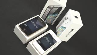 Download Apple iPhone 4S Unboxing (White & Black) Video