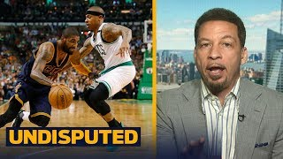 Download Chris Broussard explains why the Cavaliers won the Kyrie Irving - Isaiah Thomas trade | UNDISPUTED Video