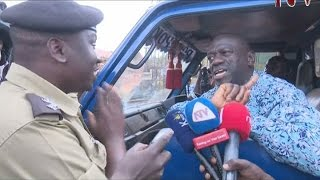 Download Police blocks Besigye's planned fundraising for Makerere university Video