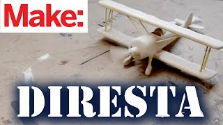 Download Diresta: Bandsaw Biplane Video