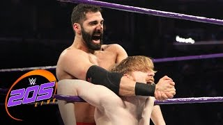 Download Jack Gallagher vs. Ariya Daivari - ″I Forfeit″ Match: WWE 205 Live, Jan. 17, 2017 Video