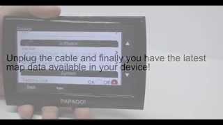 Download Papago! GPS Free Map Update Tutorial 1 Video