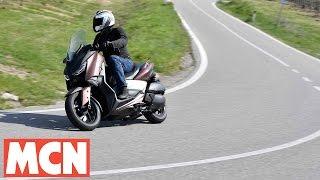 Download Yamaha XMax 300   First rides   Motorcyclenews Video