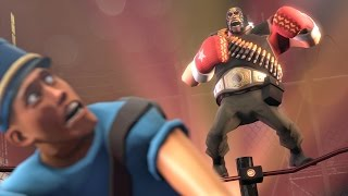 Download TF2: The Laughing Heavy Showdown Video