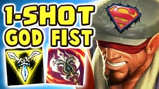 Download IT'S NOT FAIR HE CAN'T DO THAT | FULL AD GOD FIST LEE SIN JUNGLE | THE SUPERMAN - Nightblue3 Video